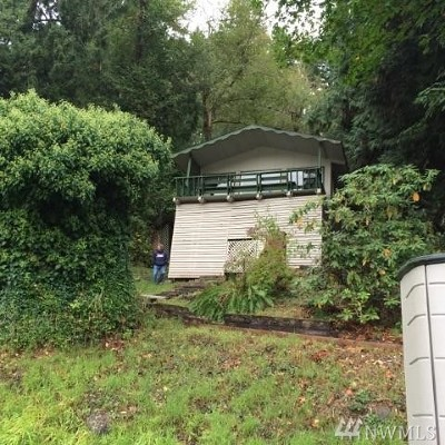 Eatonville Single Family Home For Sale: 39106 Ski Park Rd E