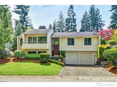 Bellevue Rental For Rent: 15141 SE 46th Wy