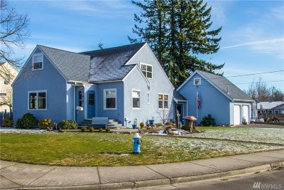Single Family Home For Sale: 1037 Edson St