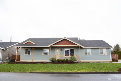 Whatcom County Single Family Home For Sale: 2009 Buttercup Dr