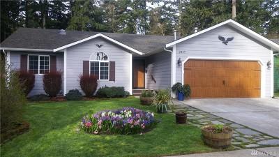 Oak Harbor WA Single Family Home For Sale: $350,000