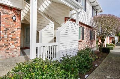 Auburn WA Condo/Townhouse For Sale: $184,950