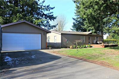 Single Family Home For Sale: 6989 Hannegan Rd