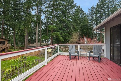 Gig Harbor Single Family Home For Sale: 312 Point Fosdick Place NW