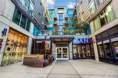 King County Condo/Townhouse For Sale: 1414 12th Ave #515