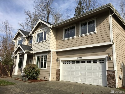Auburn WA Single Family Home For Sale: $529,900