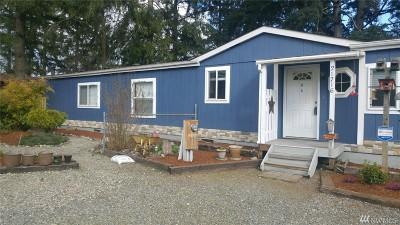 Bonney Lake WA Single Family Home For Sale: $229,000
