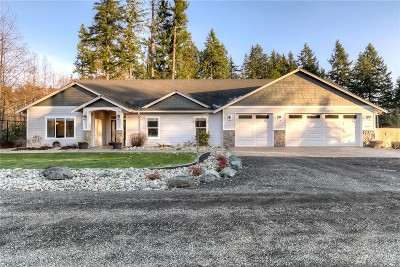 Puyallup Single Family Home For Sale: 14903 74th Ave E