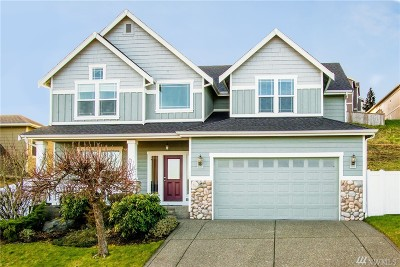 Tumwater Single Family Home For Sale: 1562 Skyline Ridge Lane