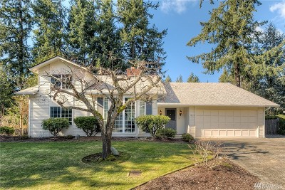 Federal Way Single Family Home For Sale: 32169 32nd Ave SW