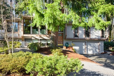 Bellevue Single Family Home For Sale: 4735 158th Ave SE
