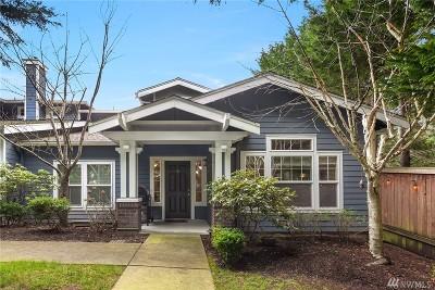 Kirkland Condo/Townhouse For Sale: 8932 123rd Lane NE