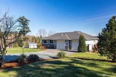 Oak Harbor Single Family Home For Sale: 5040 Evergreen St