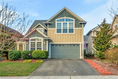 Bonney Lake Single Family Home For Sale: 11416 179th Av Ct E
