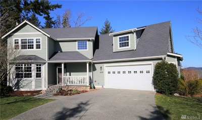 Bellingham Single Family Home For Sale: 839 Spieden Lane