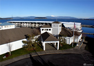 Anacortes Condo/Townhouse For Sale: 3101 V Place #3