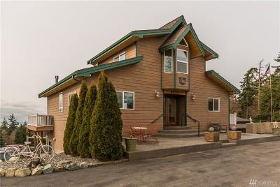 Oak Harbor WA Single Family Home For Sale: $649,900