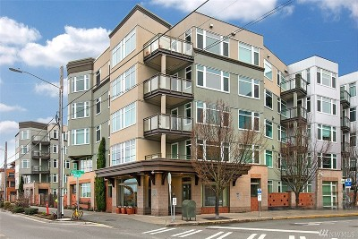 King County Condo/Townhouse For Sale: 1900 Alaskan Wy #103