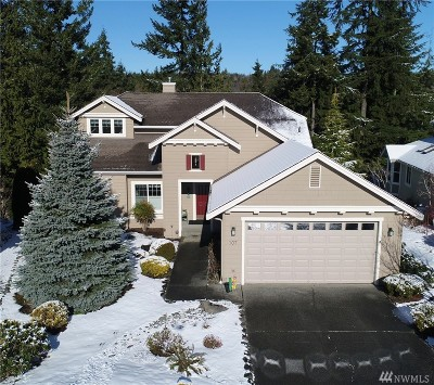 Port Ludlow WA Single Family Home For Sale: $467,000