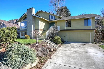 Renton Single Family Home For Sale: 3610 Park Ave N