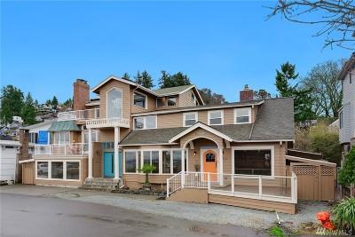 Tacoma Multi Family Home For Sale: 1412 Beach Dr NE #A&B