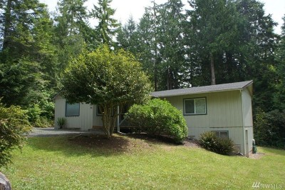 Brinnon Single Family Home For Sale: 60 Point View Ave