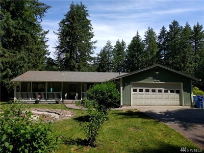 Rochester WA Single Family Home For Sale: $410,000