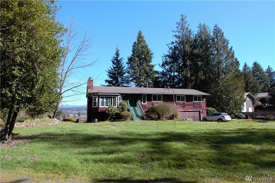 Snohomish Single Family Home For Sale: 13409 27th St SE