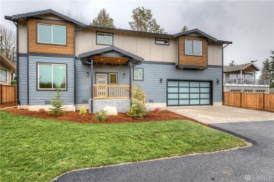Burien Single Family Home For Sale: 11824 23rd Ave SW