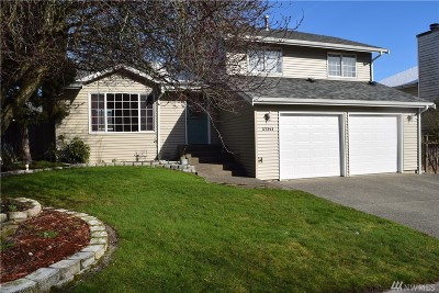 Stanwood Single Family Home For Sale: 27343 Village Place NW