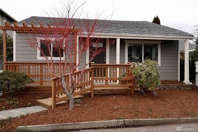 Renton Single Family Home For Sale: 1520 N Brooks St