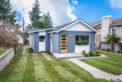 Seattle Single Family Home For Sale: 7525 13th Ave SW