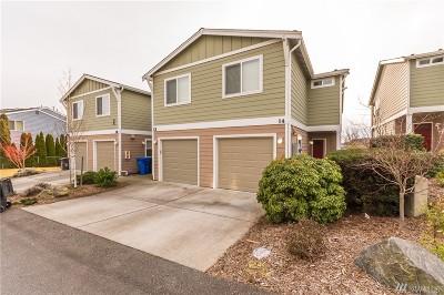 Oak Harbor WA Condo/Townhouse For Sale: $259,000