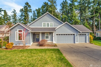 Gig Harbor Single Family Home Contingent: 11005 63rd Ave NW