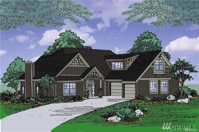 Gig Harbor Single Family Home Contingent: 9419 Ancich Ct