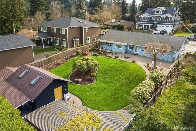 Bellevue Single Family Home For Sale: 10442 NE 28th Place