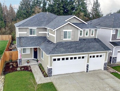 Puyallup Single Family Home For Sale: 17204 114th Ave E