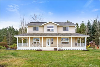 Bellingham Single Family Home For Sale: 4927 Aldrich Rd