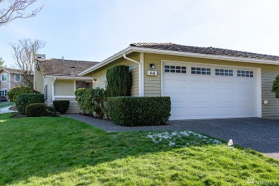Bothell Single Family Home For Sale: 1800 Mill Creek Rd #4A