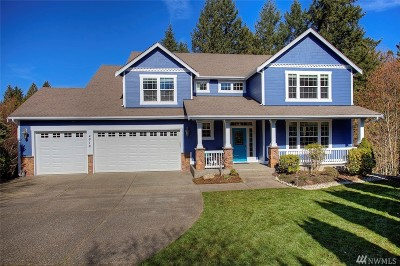 Gig Harbor Single Family Home For Sale: 4616 77th Ave NW