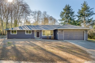 Gig Harbor Single Family Home For Sale: 2803 106th St Ct NW