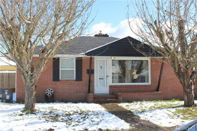 Single Family Home Sold: 718 Euclid Way