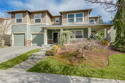Redmond Single Family Home For Sale: 9516 225th Wy NE