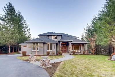Black Diamond Single Family Home For Sale: 31732 222nd Ct SE