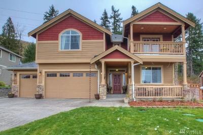 Sumner Single Family Home For Sale: 8211 173 Ave E
