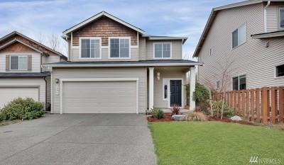 Auburn WA Single Family Home For Sale: $375,000