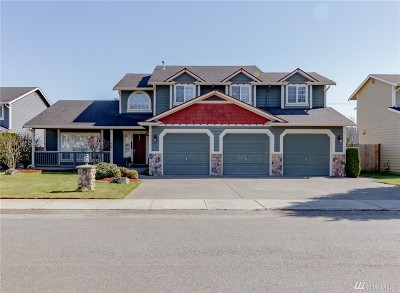 Orting Single Family Home For Sale: 14511 146th Ave E
