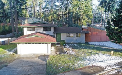 Bellevue Single Family Home For Sale: 1504 168th Ave NE