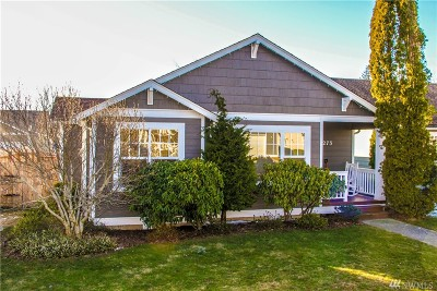 Whatcom County Single Family Home For Sale: 2273 Eastwood Wy