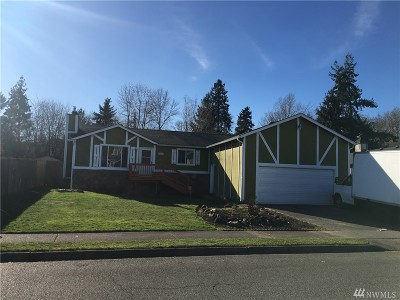 Kent Single Family Home For Sale: 22907 114th Wy